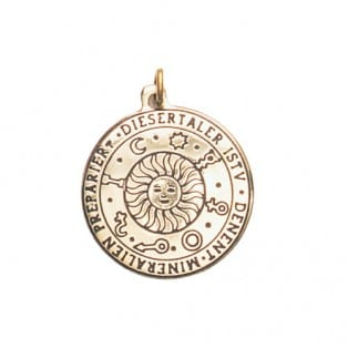 Sun Wealth Talisman