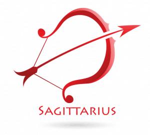 Picture of Sagittarius traits representing the zodiac sign.