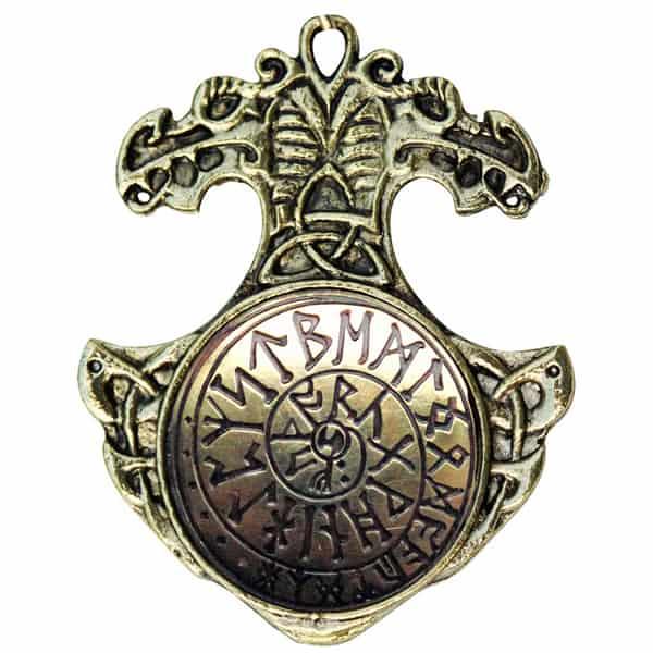 Bind Rune Wealth Talisman