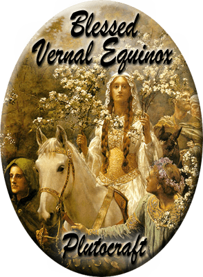 Vernal Equinox 2014