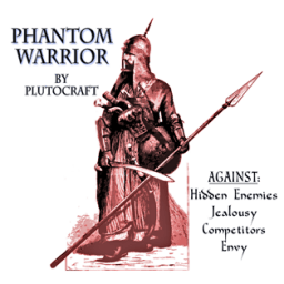 Phantom Warrior Spell