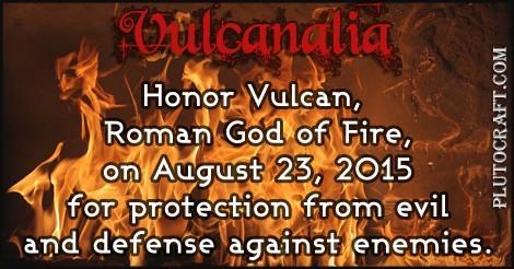 Fire Festival of Vulcanalia