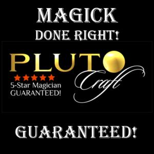 PlutoCraft Magick