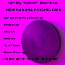 Kahuna Psychic Disks