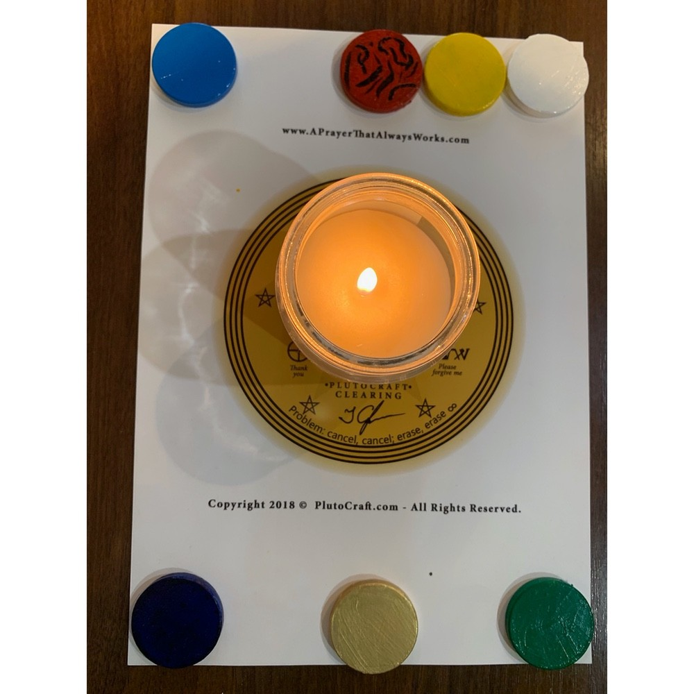 Candle Magick Spells and Ho'oponopono Mantra